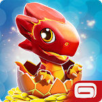 Cover Image of Dragon Mania Legends 4.2.1b APK