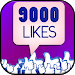 Download 9000 likes for Fb Liker tips APK