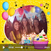 Download Birthday video \ud83c\udf82 with pictures and music APK