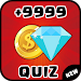 Download Quiz For Free Fire Diamonds APK