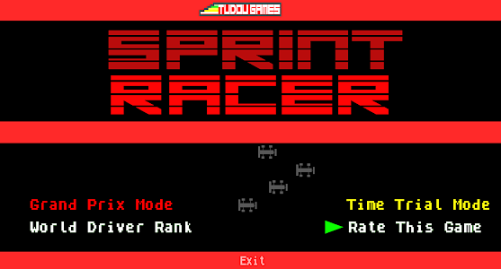 Download Sprint Racer - Retro Arcade Racing APK