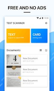 Download Text Scanner [OCR] Pro- Camera Scanner-Scan to PDF APK