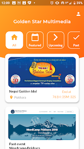 Download GSM | Golden Star Multimedia | Nepal Golden Idol APK