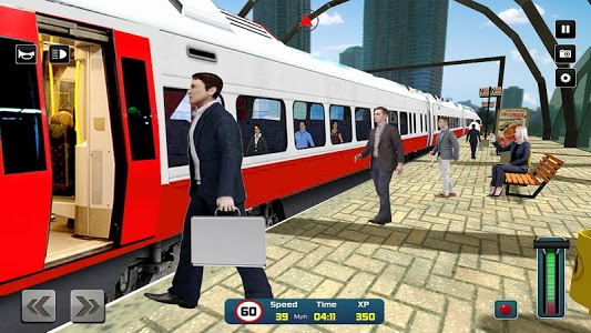 Download City Train Driver Simulator 2019: Free Train Games APK