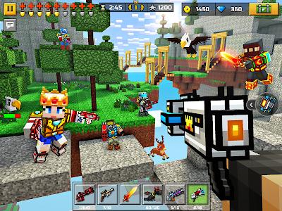 Download Pixel Gun 3D: FPS Shooter & Battle Royale APK