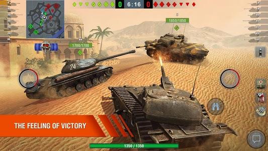Download World of Tanks Blitz MMO APK
